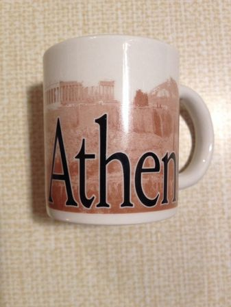 Starbucks City Mug Athens-mini