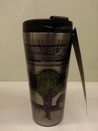 Starbucks City Mug Espresso Refill Tumbler From Seattle
