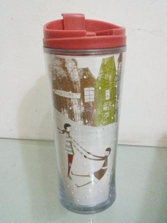 Starbucks City Mug Christmas Edition 2010