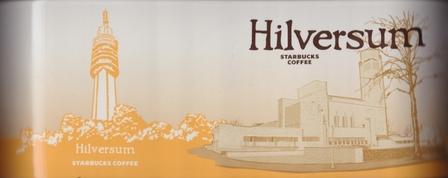 Starbucks City Mug Hilversum - Town Hall