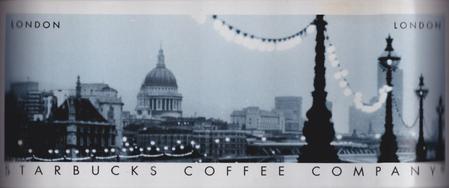 Starbucks City Mug London Bridge