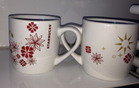 Starbucks City Mug 2013 Costco Holiday mug (11oz)