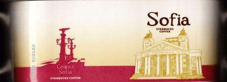 Starbucks City Mug Sofia - Ivan Vazov National Theatre