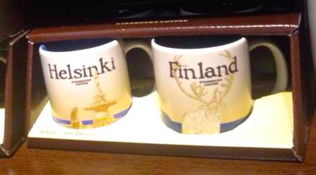 Starbucks City Mug Finland Demi