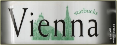Starbucks City Mug Vienna - Made by Rastal