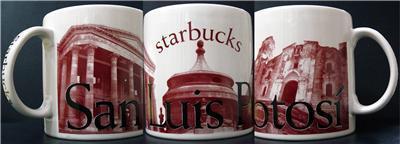 Starbucks City Mug San Luis Potosi