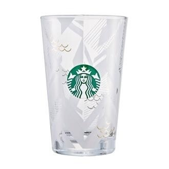 Starbucks City Mug 2014 Tribute Blend Glass