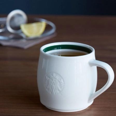 Starbucks City Mug 2014 Handpainted Stackable Mug 8oz