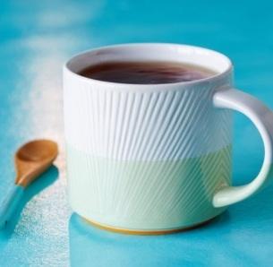 Starbucks City Mug Seaglass Stacking Mug 14oz