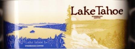Starbucks City Mug Lake Tahoe - Pearl of Nature