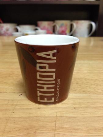 Starbucks City Mug Japan Ethiopia Taster Cup