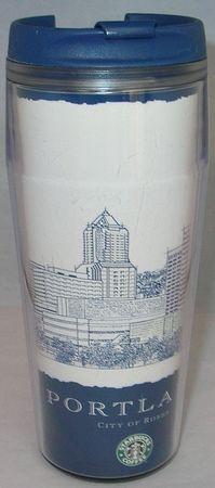 Starbucks City Mug Portland Archi Tumbler