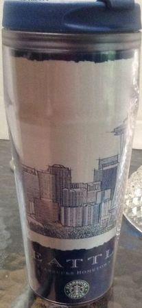Starbucks City Mug Seattle Archi Tumbler