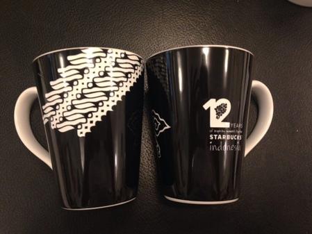 Starbucks City Mug 12th Anniversary 2