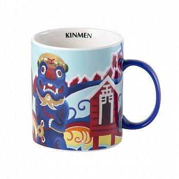 Starbucks City Mug Kinmen Wind Lion Artsy 16oz mug