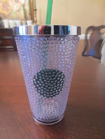 Starbucks City Mug Hobnail Style Tumbler