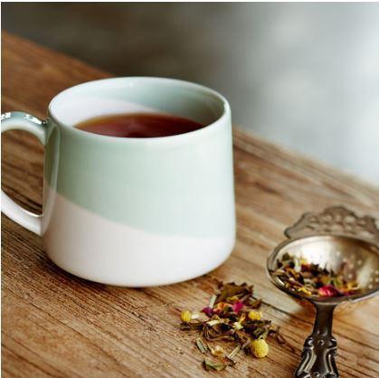 Starbucks City Mug 2014 Tapered Seaglass Mug 10 oz