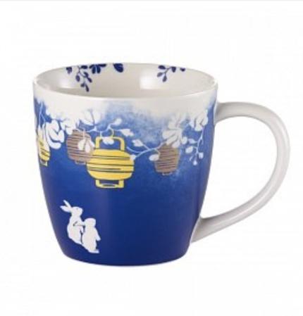 Starbucks City Mug 2014 Mid Autumn Festival Lantern Mug