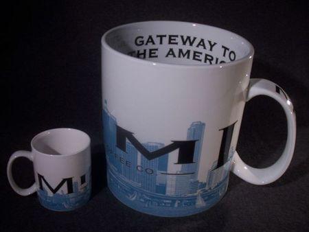Starbucks City Mug Miami \