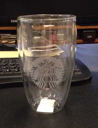 Starbucks City Mug Double Wall Glass