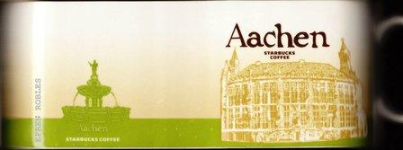 Starbucks City Mug Aachen - Rathaus