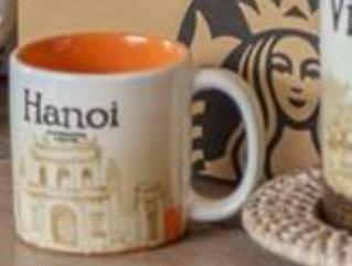 Starbucks City Mug Hanoi Demitasse