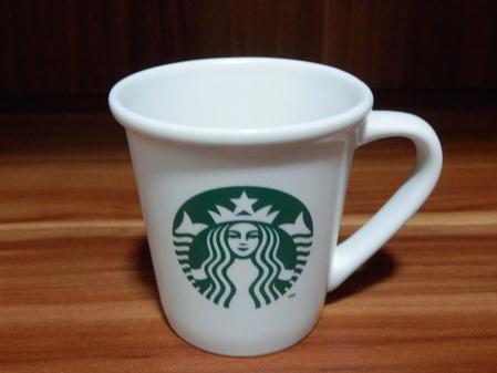 Starbucks City Mug 2011 Logo Mini Mug