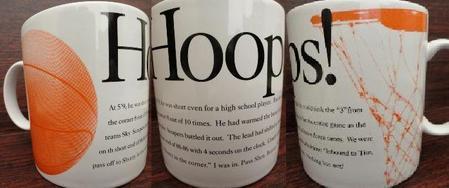 Starbucks City Mug Hoops