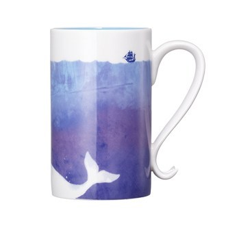 Starbucks City Mug 2014 whale mug