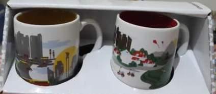 Starbucks City Mug Jakarta Demitasse