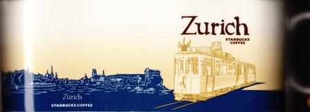 Starbucks City Mug Zurich - Tram Museum