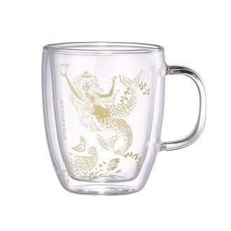 Starbucks City Mug 2014 Anniversary double wall glass