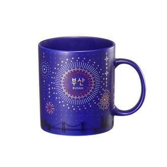 Starbucks City Mug 2014 Busan Fireworks mug