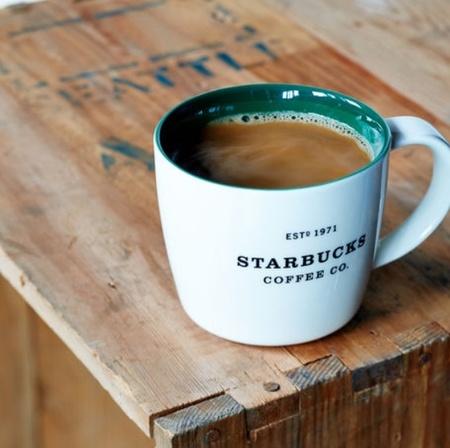 Starbucks City Mug 2014 Heirloom Mug Green 12oz