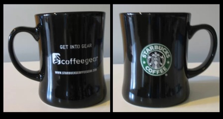Starbucks City Mug Get Into Gear mug