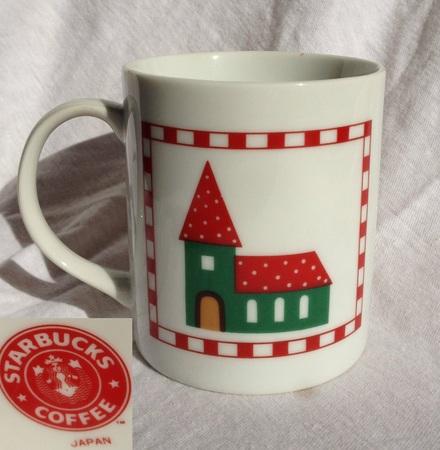 Starbucks City Mug Christmas Church
