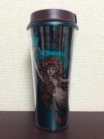 Starbucks City Mug 2014 Taiwan Anniversary Tumbler