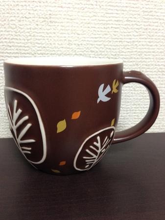 Starbucks City Mug 2014 Mid Autumn Festival Mug
