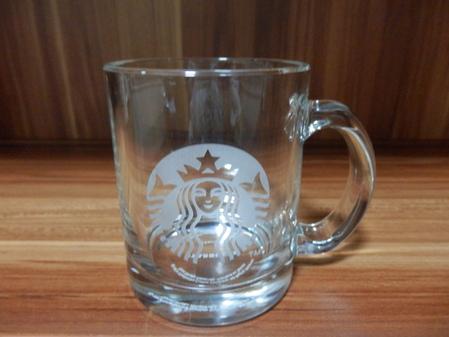 Starbucks City Mug 2014 Glass Logo Mug 11oz