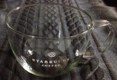 Starbucks City Mug 2004 Water Logo Glass Cup