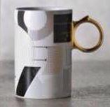 Starbucks City Mug Hangu Abstract Mug 2014