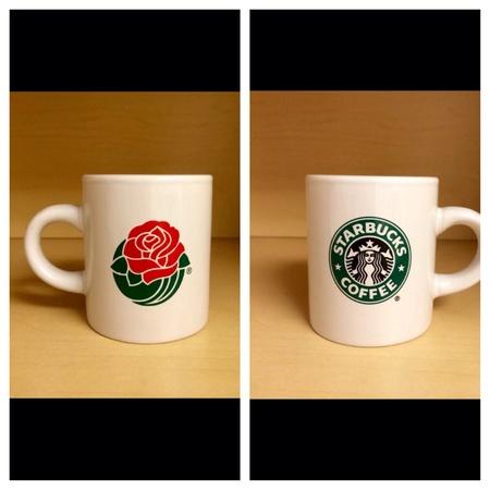 Starbucks City Mug Starbucks Rose Bowl Mini Mug