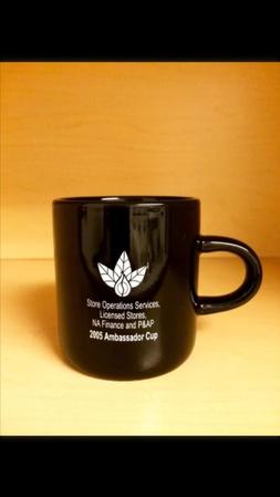 Starbucks City Mug Starbucks Ambassador mini mug