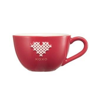 Starbucks City Mug 2015 Valentine\'s Heart Espresso Mug