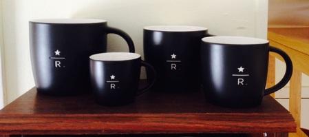 Starbucks City Mug 2012 European Reserve Mug: 16 Oz.