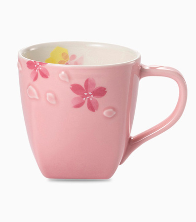 Starbucks City Mug Cherry Blossom Season Mug
