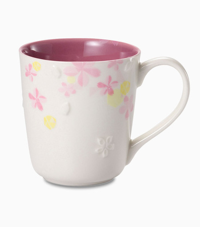 Starbucks City Mug Cherry Blossom Chanson Mug