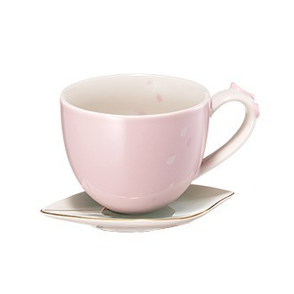 Starbucks City Mug 2015 Cherry Blossom Petals Demi Mug 118mL