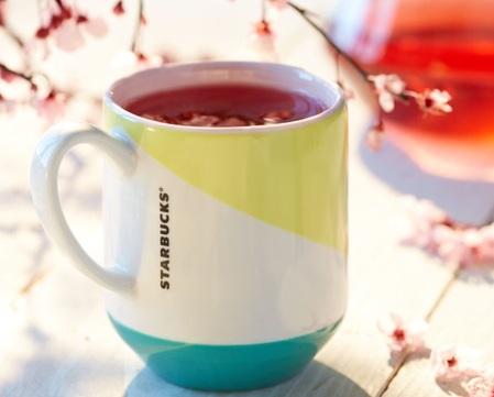 Starbucks City Mug 2015 Colour Block Mug 12 oz