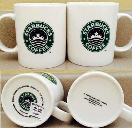Starbucks City Mug KSA Floating Crown Logo